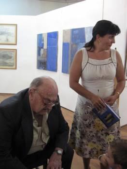 Ротари Клуб Бургас поздравява Петко Сиреков