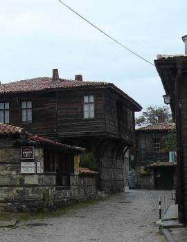 Созополски къщи