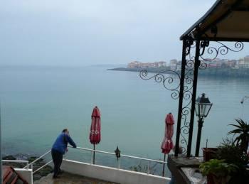 Созопол. морето