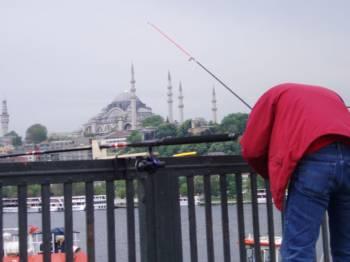 Рибари в Истанбул