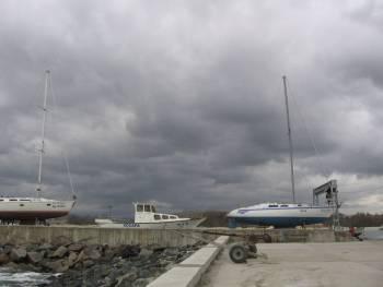 Пристанище Приморско