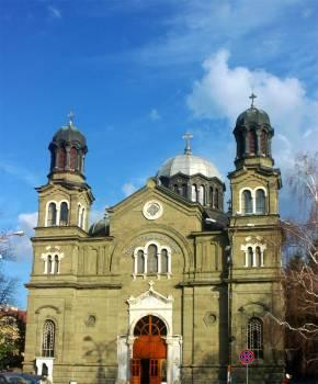 Храм св.св. Кирил и Методий