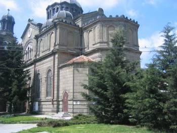 Църква Св.Св. Кирил и Методи, Бургас