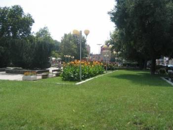 Площад Тройката, Бургас
