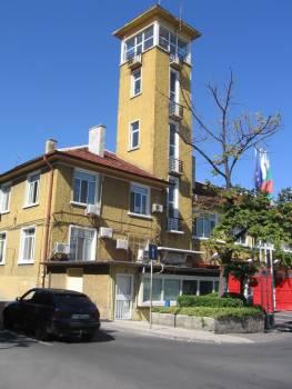 Пожарната в Бургас