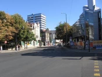 Бул Христо Ботев в Бургас