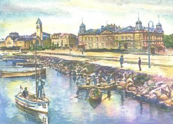 Старият Бургас