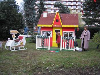 Детски къщи Teddys house