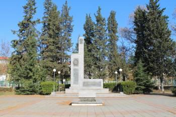 паметникът на Руската армия