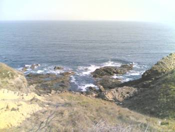 Залив край Созопол