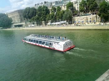 Река Сена, Париж от Бутик