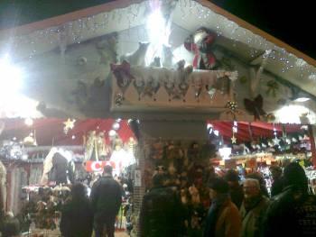 Коледен базар в Париж от Бутик